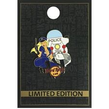Hard Rock Cafe ONLINE SEXY POLICE SERIES 1 2016 Pin. P16*