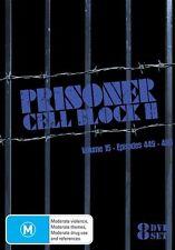 PRISONER - CELL BLOCK H - VOLUME 15 - EPS. 449-480 (8 DVD SET) NEW!!! SEALED!!!