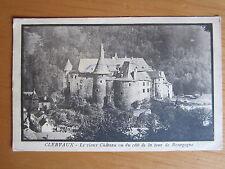 NR. 703 / Luxembourg Clervaux Le vieux ChÂteau du cÔté de la tour de Bourgogne
