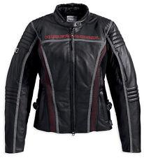 """Harley-Davidson Damen- Motorrad - Leder - Jacke """"RCS"""" *97155-13VW/000S* Größe S"""
