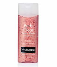 Neutrogena Body Clear Body Wash Pink Grapefruit 8.50 oz (Pack of 4)