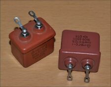 4uF 160V Paper Capacitors MBGO1. Price for 2