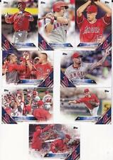 2016 LOS ANGELES ANGELS 40 Card Lot w/ TOPPS 2 TEAM SET 29 CURRENT Players +