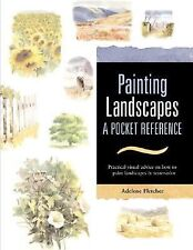Painting Landscapes (Pocket Reference Books for Watercolor Artists) by Adelene