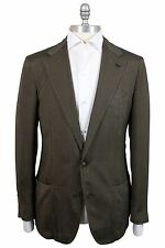 Corneliani ID 100% Silk 40US/50EU 2-Button Unconstructed Sport Coat Brownish