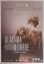 ALABAMA MONROE - THE BROKEN CIRCLE BREAKDOWN - TATOO / NAKED WOMAN -LARGE POSTER