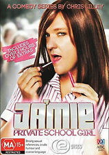 JA'MIE - PRIVATE SCHOOL GIRL - Chris Lilley Project JJ (DVD, 2013) BRAND NEW