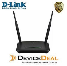 D-Link DSL-2740M Wireless N300 ADSL2+ Modem Router