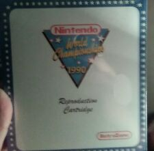 Nintendo World Championships 1990 Reproduction Cart (RARE)