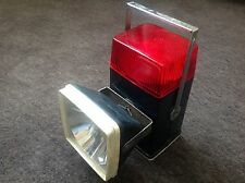 Vintage Ever Ready Motormate Car Torch Lamp Warning Light 70's 80's Motoring