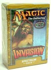 Spectrum Invasion Theme Deck ENGLISH Sealed New MAGIC ABUGames