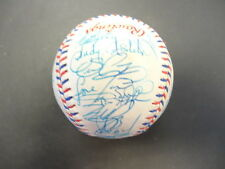 (34) 1999 NL All-Star Team-Signed Baseball Autograph Auto PSA/DNA AA05126