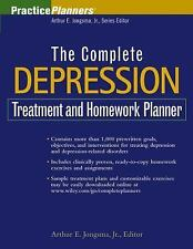 The Complete Depression Treatment and Homework Planner 183 (2004, Paperback)