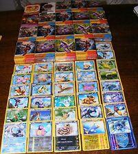 Lot de 32 cartes Pokemon Brillantes/Holo/reverse Neuve - Française