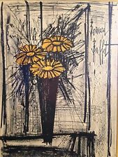 Flowers By Bernard Buffet