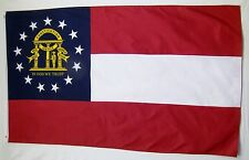 Georgia State Flag 3' X 5' Indoor Outdoor Banner