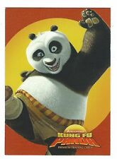 Kung Fu Panda Premium Trading Cards Promo Card P-2 Inkworks 2008 Good+ Condition
