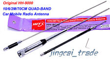Original HH-9000 10/6/2M/70CM High Gain QUAD-BAND Antenna PL259 for Car Radio