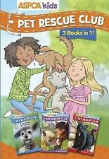 Pet Rescue Club: ASPCA Pet Rescue Club Collection: Books 1- 4 5 by Cathy...