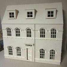 The Abbey House   12th scale  Dolls House  Kit      By DHD