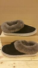 UGG AUSTRALIA Wrin Black, women's slippers size 8US
