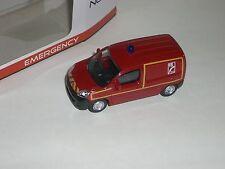 NOREV  RENAULT KANGOO Feuerwehr  rot   3-inch / 1:64