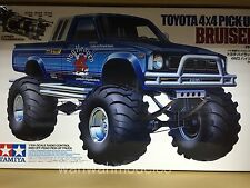 58519 Tamiya R/C 4WD BRUISER 1/10 Toyota 4X4 Pick Up (RN36) Off Road Truck