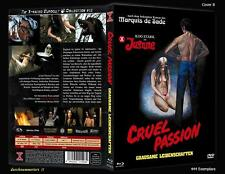 CRUEL PASSION - Blu Ray & Dvd & Mediabook - Uncut - Limited Edition -