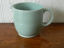 WOOD'S WARE 'BERYL'   3/4 PINT JUG
