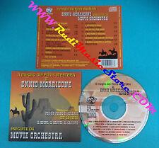 CD MOVIE ORCHESTRA il meglio film western ENNIO MORRICONE 1996(Xi1) no lp mc dvd