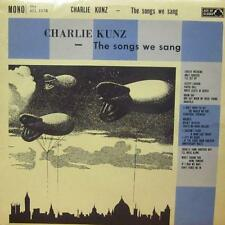 Charlie Kunz(Vinyl LP)We Songs We Sang-Decca (Ace Of Clubs)-ACL 1078-UK-VG/VG