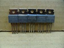 5 x BTB10-800B = KT 804-800   Triac 800V / 10A
