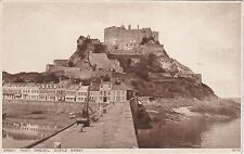 Mont Orugeil Castle, Gorey, JERSEY, Channel Islands