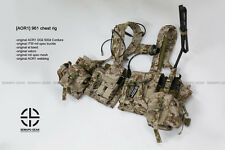 airsoft chest rig AOR1 chest rig+pouch set SEMAPO AOR1 lbt aor1 1961 type