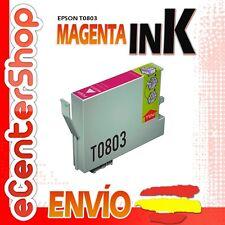 Cartucho Tinta Magenta / Rojo T0803 NON-OEM Epson Stylus Photo RX585