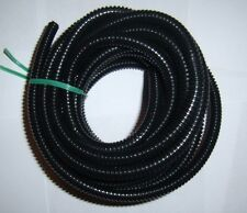 "20 Ft. 1/8"" Split Wire Loom Conduit Polyethylene Tubing Car Audio Installation"