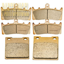 Front Rear Sintered Brake Pads For Suzuki GSXR 750 GSXR 1100  GSX 1300 GSF 1200