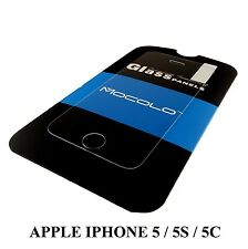 Film verre trempé Mocolo pour Apple iPhone 5 5S tempered glass screen protector
