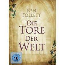 CATON-JONES/RILEY/NIXON/+ - DIE TORE DER WELT (SPECIAL EDITION) 5 DVD FILM NEU