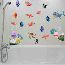Removable Finding Nemo Shark Vinyl Kid's Room Decor Wall Stickers Decal Mural