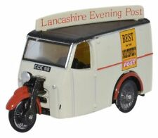 Oxford Diecast Tricycle Van Lancashire Evening Post 76TV006 OO Scale (Suit HO)
