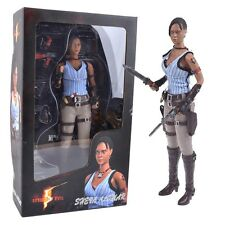 Hot Resident Evil 5 Game Sheva 12'' Sheva ALOMAR Action Figure Toys 1/6 Scale