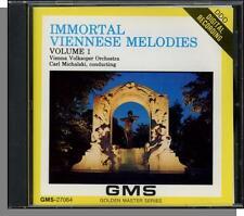 Johann Strauss II - Immortal Viennese Melodies Vol I - Vienna Volksoper Orch!