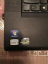 "Lenovo Thinkpad W530 15.6"" Extreme Edition - i7-3920XM - 16GB - 320GB HD."