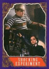 1991 Topps The Addams Family #41 Shocking Experiment   Wednesday   Pugsley
