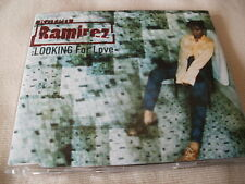 KAREN RAMIREZ - LOOKING FOR LOVE - CLASSIC DANCE CD SINGLE