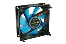 Gelid Gamer 80x25mm Case Fan Wing 8 UV Blue