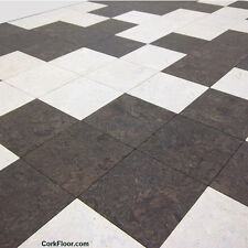 Floor Samples -Colored Cork Flooring Samples