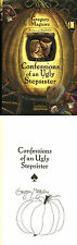 Gregory Maguire SIGNED AUTOGRAPHED Confessions of an Ugly Stepsister HC 1st Ed/1