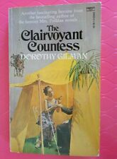 The Clairvoyant Countess by Dorothy Gilman  copyright © 1975 Fawcett Crest